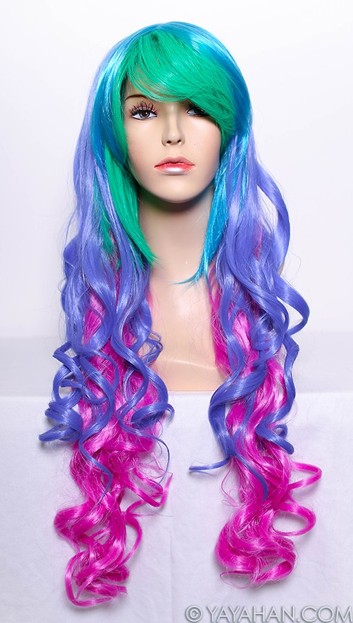 Celestial Princess 4-Color Wig - Designed By Yaya Han