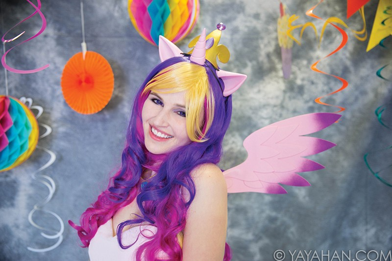 Crystal Princess 3-Color Wig - Designed By Yaya Han