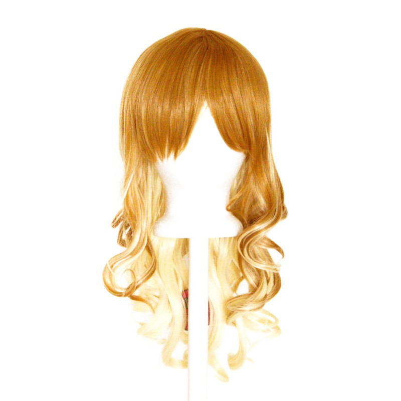 Mei - Hazelnut Brown, Flaxen Blond
