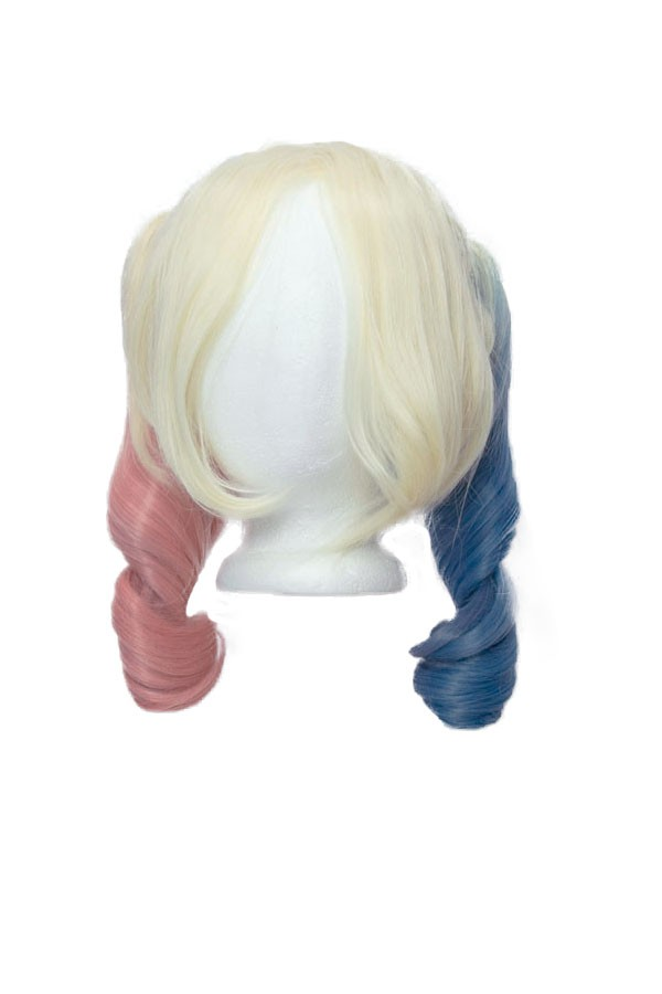 Harley - Platinum Blond, Pink and Blue